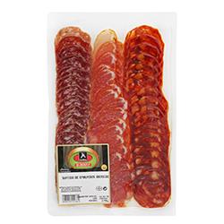 西班牙Mafresa-伊比利豬綜合臘腸切片組合