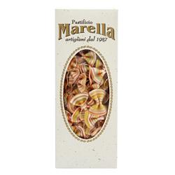 義大利Pastificio Marella-Farfalle Arcobaleno手工彩虹蝴蝶麵