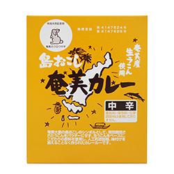 日本INOUE SPICE-奄美咖哩粉(中辣)