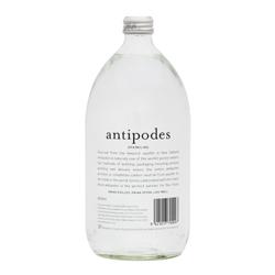 紐西蘭Antipodes-氣泡礦泉水(1000ml,玻璃瓶裝)