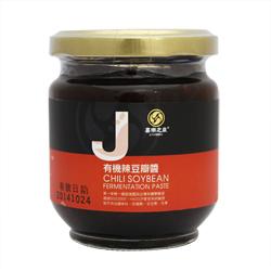 台灣喜樂之泉—辣豆瓣醬