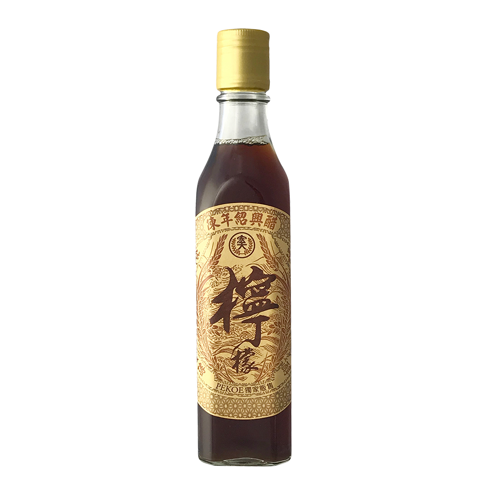 台灣宏大醬園-檸檬陳年醋(PEKOE獨家)