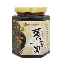 台灣清亮農場—有機黃梅醬