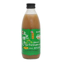 台灣陳稼莊—紅心土芭樂汁