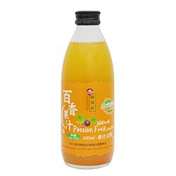 陳稼莊-台灣本產百香果汁