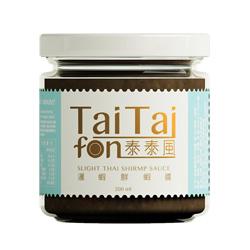 台灣泰泰風-泰式鮮蝦醬