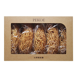 PEKOE精選—台灣雞絲麵