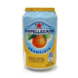 義大利S. PELLEGRINO—柳橙氣泡水