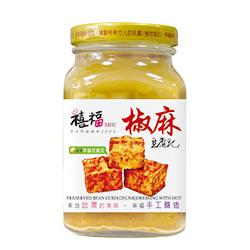 台灣禧福—椒麻豆腐乳