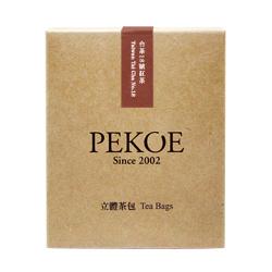 PEKOE精選-台灣魚池台茶18號紅茶.茶包組
