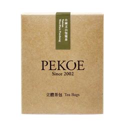 PEKOE精選-台灣文山包種茶.茶包組