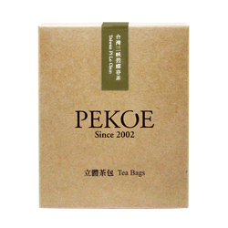 PEKOE精選-台灣三峽碧螺春茶.茶包組