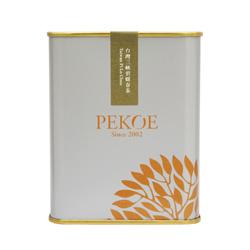 PEKOE精選-台灣三峽碧螺春茶,50g(金屬罐.銀灰)