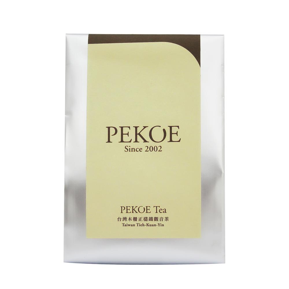 PEKOE精選-台灣木柵正欉鐵觀音茶,100g(補充包)