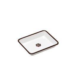 日本月兔印—琺瑯調理方盤(16cm)