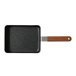 日本ambai—玉子燒平底鐵鍋(方型)