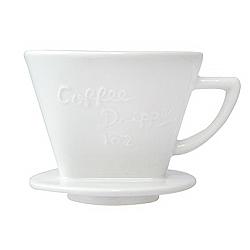 日本三洋-有田燒陶瓷咖啡濾杯