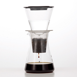 日本iwaki—耐熱玻璃冰滴咖啡壺