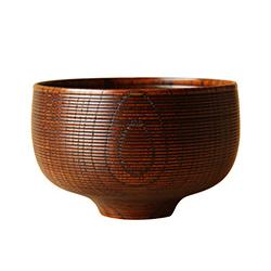 日本喜八工房—櫸木碗
