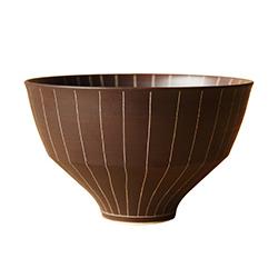日本有田製窯—飯碗(十草)