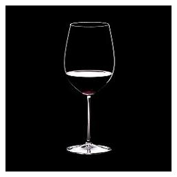 奧地利RIEDEL—Sommeliers系列Bordeaux / Cabernet Sauvignon 水晶酒杯(單只)