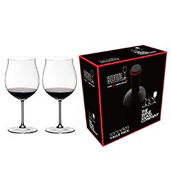 奧地利RIEDEL—260週年Sommeliers系列手工Burgundy杯超值組