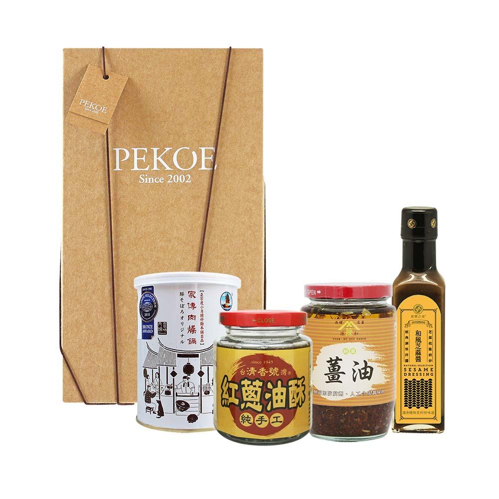 台灣本產醬料禮盒