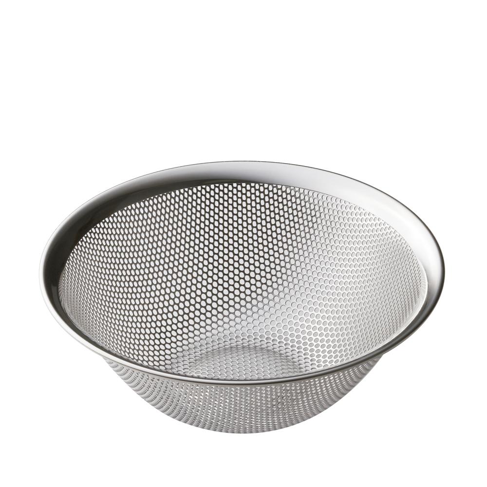 日本柳宗理—不銹鋼漏盆(直徑19cm)