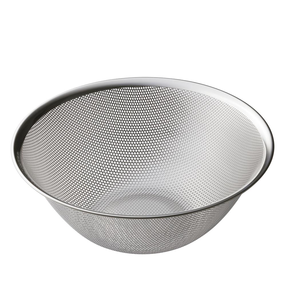 日本柳宗理—不銹鋼漏盆(直徑27cm)