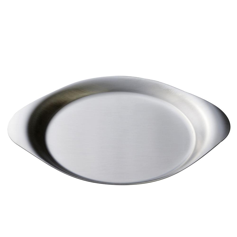 日本柳宗理—不銹鋼圓淺盤(25cm)