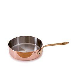 法國Mauviel-紅銅單手鍋(16cm)