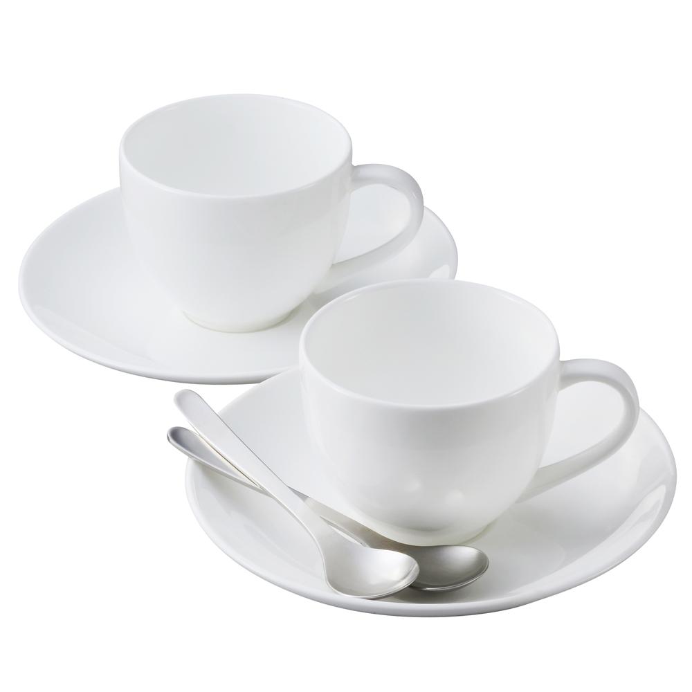 日本柳宗理—骨瓷咖啡杯對杯組