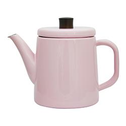 日本野田琺瑯—Pottle系列煮水壺(粉紅)