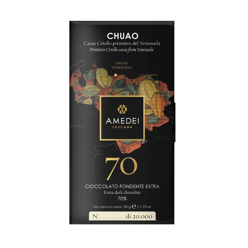 義大利Amedei—Chuao巧克力BAR