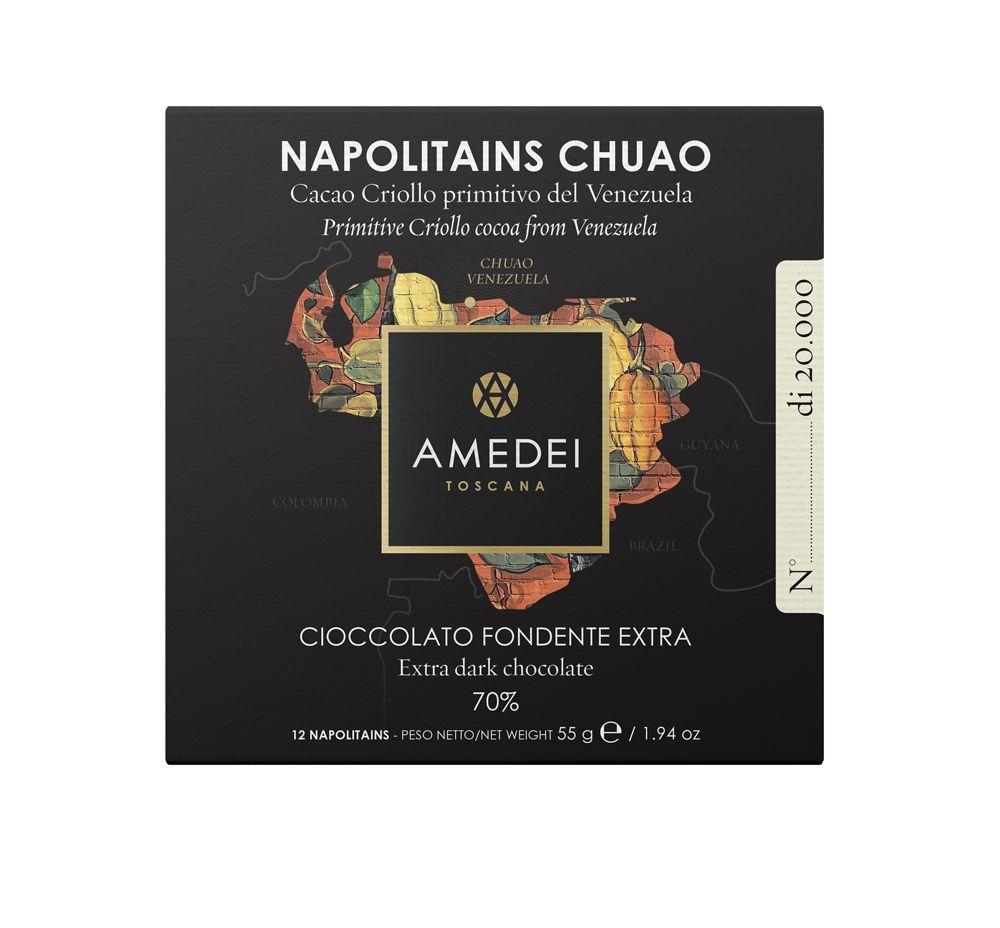 義大利Amedei—Chuao巧克力片裝