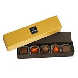 義大利Amedei-LE PRALINE 頂級手工巧克力(5顆)