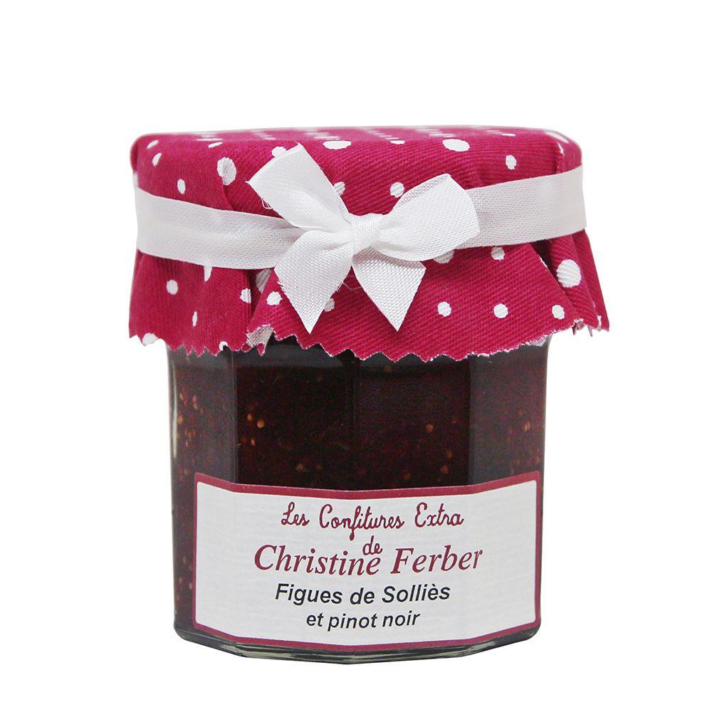 法國Christine Ferber—無花果黑皮諾葡萄果醬