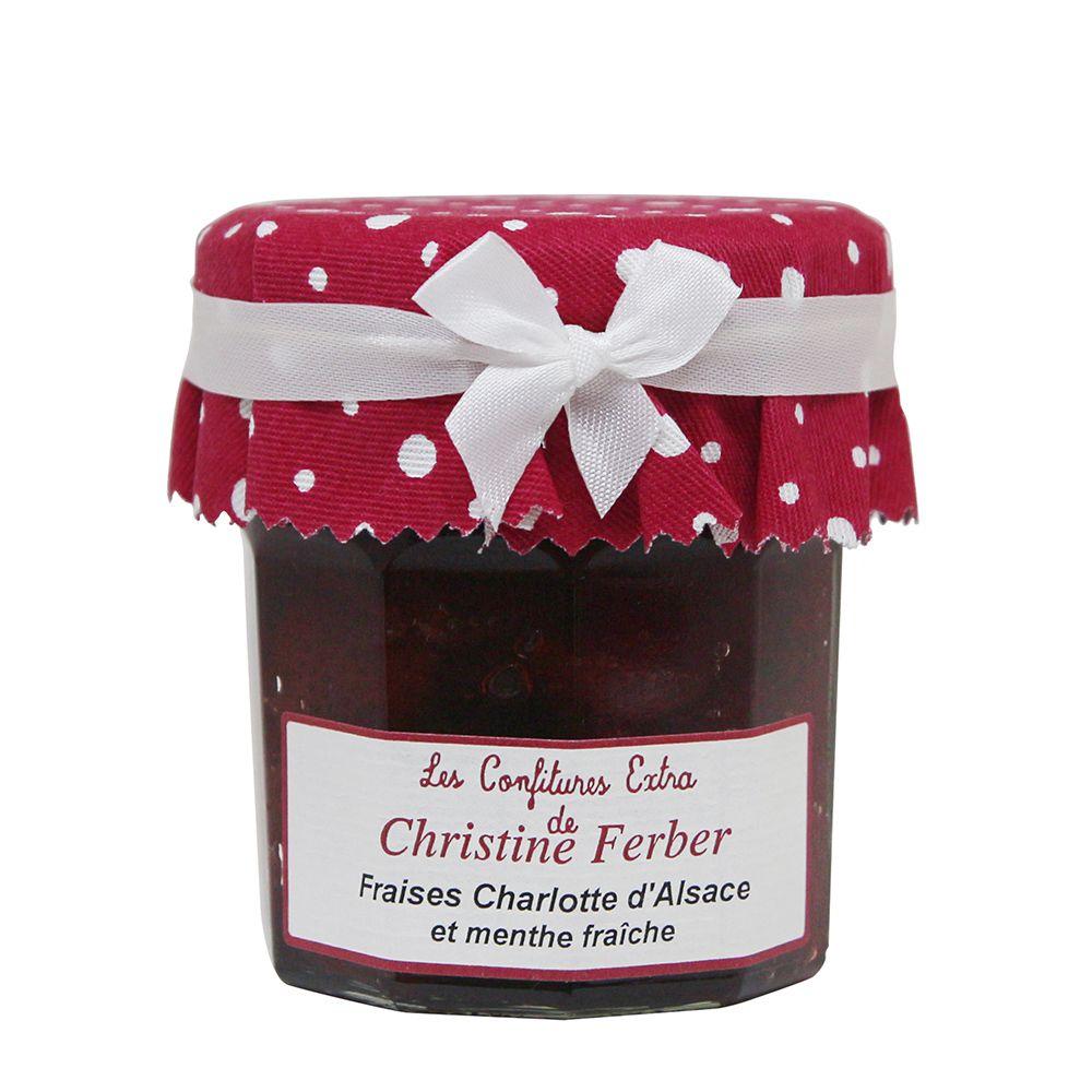 法國Christine Ferber—草莓薄荷果醬