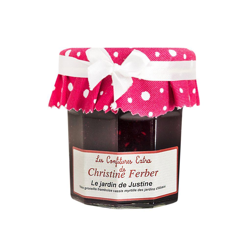 法國Christine Ferber—莓果花園果醬