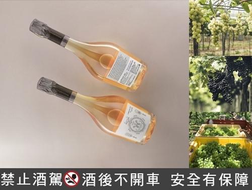 台灣威石東-L'Origine起始點傳統釀造2018氣泡酒