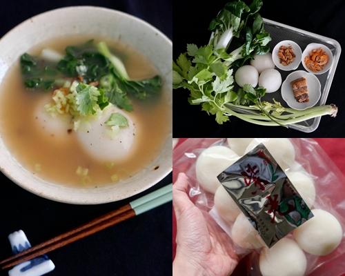 日本麻糬台式雜煮