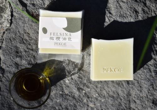 Felsina特級初榨橄欖油皂